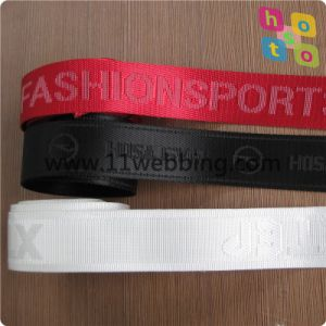 Factory Custom Nylon Polyester Cotton PP Jacquard Webbing pictures & photos
