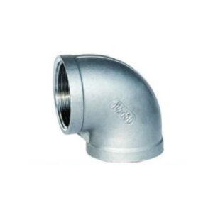 Stainless Steel Pipe Fittings 45 Degree Elbow pictures & photos