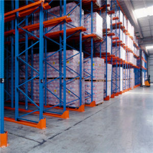 China Manufacturer Drive in Racking for Filo pictures & photos