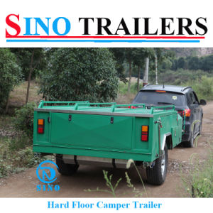 Australian Hard Floor Camper Trailer for Outdoor Adventure Travelling