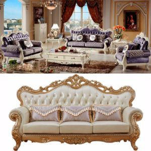 Fabric Sofa Sets for Living Room Furniture (956B) pictures & photos