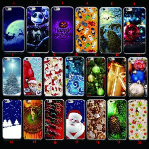 iPhone 7 Cases Christmas Pattern Design TPU Case for iPhone 7 pictures & photos