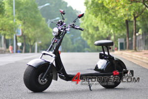 2017 New Big Wheel 1000W X Mademoto City Coco Electric Scooter for Adults pictures & photos