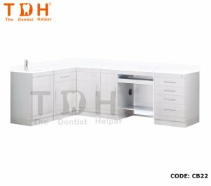 Medical Hospital Device Combined Dental Cabinet (TDH-CB22) pictures & photos