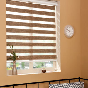 Zebra Blinds / Vision Blinds / Sheer Roller Blinds for Interior Decoration pictures & photos