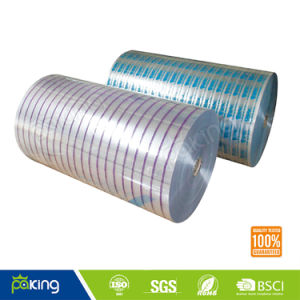 Printing BOPP Film Jumbo Tape Roll for Industrial Carton Bundling pictures & photos