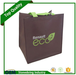 Factory Price Custom Logo Printing Wholesale Shopping Non Woven Tote Bags pictures & photos
