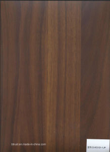 Wood Grain PVC Decorative Film/Foil for Cabinet/Door Vacuum Membrane Press Bgl179-184 pictures & photos