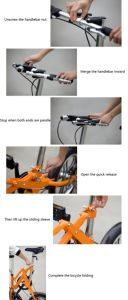 Folding Bicycle Full Suspension Folding Bike pictures & photos
