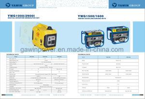 Ywg1000/2900I Digital Inverter Generator Set pictures & photos