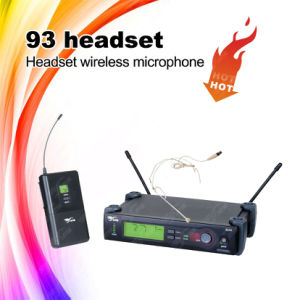 Musical Instrument Wireless Collar-Worn Microphone pictures & photos