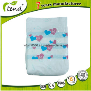 OEM M L XL Size PP Tape PE Film Incontinence Adult Diapers Manufacture pictures & photos