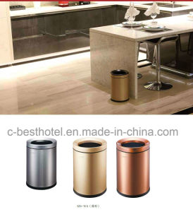 2017 Newest Unique Design Lobby Ashtray Bin Hotel Dust Bin pictures & photos