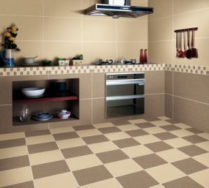 Salt and Pepper Full Body Porcelain Tiles pictures & photos
