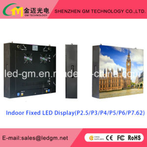 Indoor P5 Full Color LED Advertising LED Screen with Low Factory Price pictures & photos