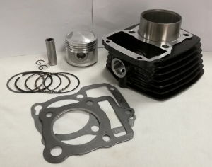 Motorcycle Engine Block, Motorcycle Spare Parts, Motorcycle Cylinder Block (CG125) pictures & photos