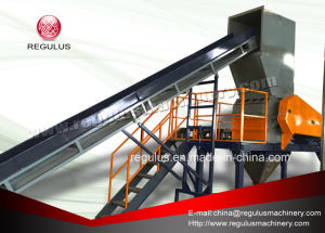 Plastic PE Film, Bags Recycling Line pictures & photos