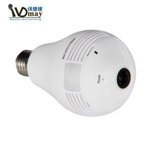 Lighting System Security Camera 960p IP Smart Bulb Camera pictures & photos