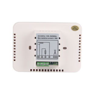 Programmable LCD Digital Room Temperature Controller for Heating 9f pictures & photos