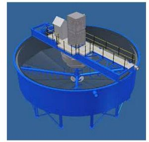 Mechanical and Hydraulic Type Thickener for Mineral Processing pictures & photos