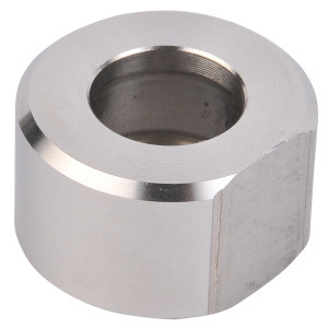 Stainless Steel Precision Machined Nuts with Hex Inner Thread pictures & photos