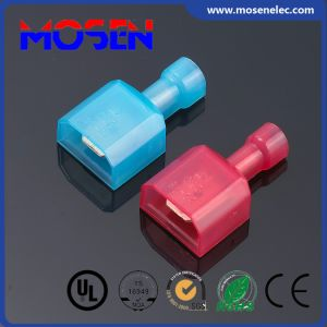 Fdfny Mdfny Fully Insulated PA66 Nylon Female and Male Quick Disconnector Terminal pictures & photos