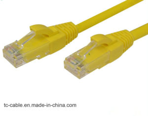 Cat 6 UTP Network Cable 23AWG Ce/RoHS LAN Cable pictures & photos