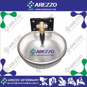 Stainless Steel Water Bowl (AZ644)