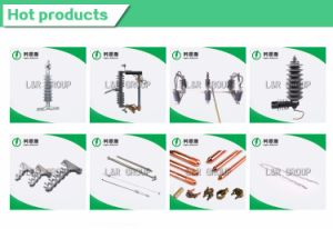 Ansl Low & Medium Voltage Pin Type Insulators pictures & photos