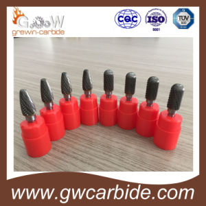 Tungsten Carbide Oval Shape Rotary Burrs pictures & photos