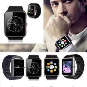 Hot Smart Watch Gt08 Clock Sync Notifier Support SIM TF Card Connectivity Apple iPhone Android Phone Smartwatch pictures & photos