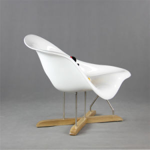 Comfortable Seat Modern Home Furniture White Plastic Leisure Chair pictures & photos