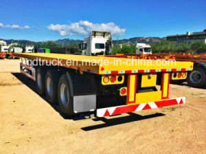 40 Feet container truck factory, container trailer factory pictures & photos