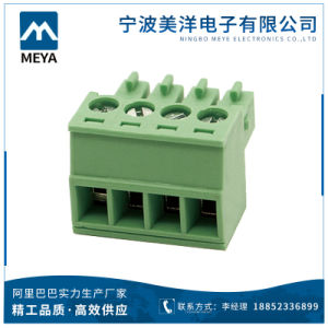 Wago 222 Series Quick Connect Compact Connector Terminal Blocks with Levers pictures & photos