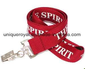 Super Saver Polyester Promotional Lanyard pictures & photos