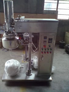 Lab High Shear Emulsifying Homogenizer pictures & photos