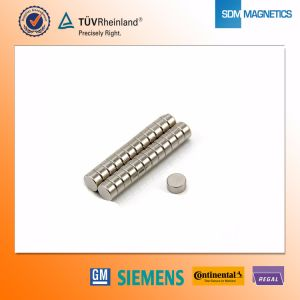 D6*3mm SmCo Magnet pictures & photos