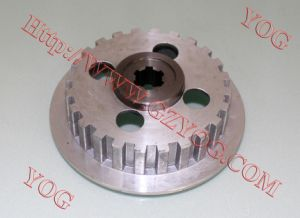 Tapa De Embrague Center Clutch for T100/Ybr/Cg/Fz/Tvs/Bm/Cbx/GS/an/En/Gn pictures & photos