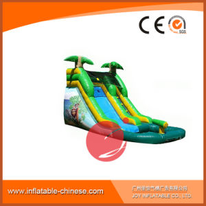 Inflatable Multiple Octopus Water Slide with Pool (T11-501) pictures & photos