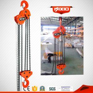 10t Small Capacity Chain Block/Chain Hoist/Chain Fall Hoist/Manual Chain Hoist pictures & photos