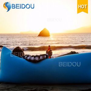 Outdoor Beach Air Sofa Chair Bed Sleep Bag Sun Inflatable Air Lounger pictures & photos