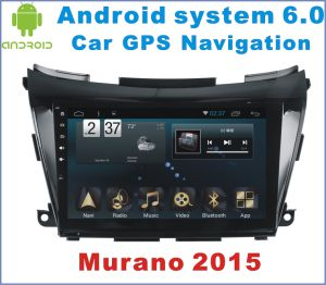 Android 6.0 Car DVD Player for Nissan Murano 2015 with Car GPS Navigation pictures & photos