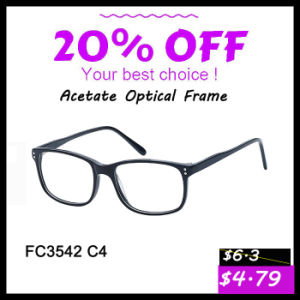 High Quality New Design Acetate Eyewear Optical Frame pictures & photos