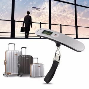 Handheld Hool and Strap Trip Accurate Baggage Digital Scales pictures & photos