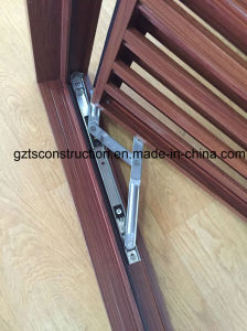 Ventilation Fixed Louvered Casement Window, Aluminum Shutter Window pictures & photos