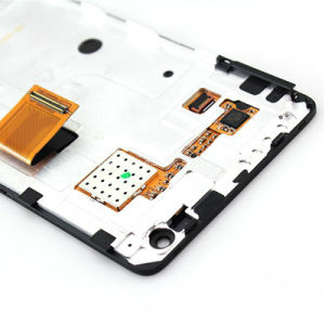 Phone Screen for Microsoft Nokia Lumia 900 LCD Screen Assembly pictures & photos