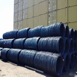 Hpb235 Hpb300 Q195 Q235 Wire Rod in Coils with 5.5mm pictures & photos