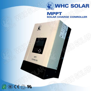 12V Fan Cooling 60A MPPT Solar PV Controller pictures & photos