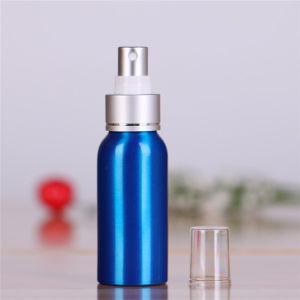Factory Direct Aluminum Bottle with Dropper Cap (AB-07) pictures & photos