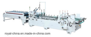 Automatic Corrugated Box Folder Gluer with ISO9001 pictures & photos